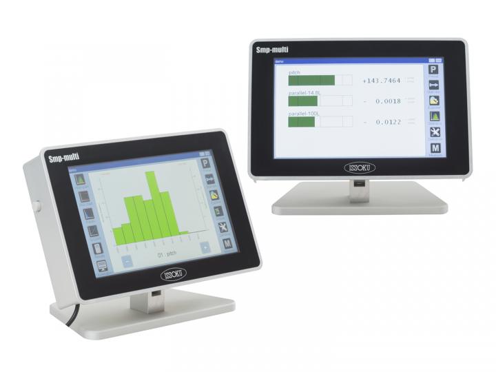 マルチゲージングシステム デジタル表示解析ユニット Smp-multi