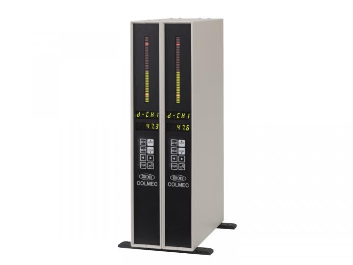 コラム型 空気・電気マイクロメータ コルメック ®️(PAT.) 《JIMTOF2018出展品》