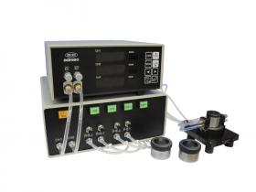 空気マイクロメータ用 ヘッドセレクター